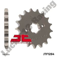 JT 17 T 428 pitch front sprocket for Kymco Zing 125 II 08 09 10 11 12 13 14 15