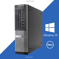 Dell Optiplex 7010 Desktop - SSD - Intel i7 - 16GB Fast Workstation PC WiFi