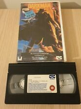 Darkman Ex Rental VHS Big Box