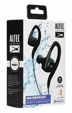 Altec Lansing MZX499-BLK Behind Ear Earphones - Headphones, Black