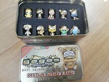 Gogos Crazy Bones Limited Edition Gold Series part 1