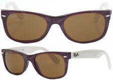 Ray-Ban Damen Herren Sonnenbrille RB5184 2432 50mm violett Vollrand 468 36