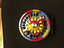 Abel No. 3 Custom Anodized Fly Reel