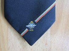Royal South AFRICA / African SA Air Force 1976 Military Interest Tie by Rembandt