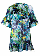Monsoon Polyester Casual Floral Tops & Shirts for Women