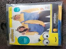 Adult Despicable Me Minions Halloween Costume Jumpsuit Smal