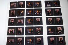 Annie Leibovitz VINTAGE LOT OF 35MM SLIDE TRANSPARENCY PHOTO #