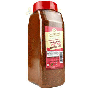 Denny Mikes 24 Oz Sublime Swine Seasoning Blend Gluten Free Competition Rated