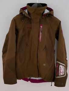 Women Bergans Of Norway Jacket 1311 Sirdal Recco Skiing Snowboard XS UK8 XIK76