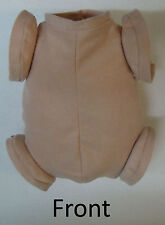 "Doe Suede Body for 19-21"" Dolls Full Jointed Arms Full Jointed Legs #589"