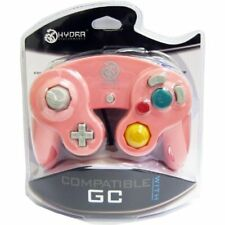 Hydra Performance Controller For Nintendo GameCube Wired Gamepad Pink 0Z