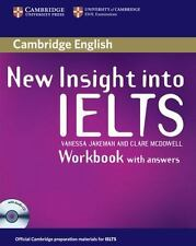 New Insight Into Ielts Workbook Pack: By Vanessa Jakeman, Clare McDowell