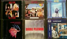 Cds Rock Country Pop Metal & More You Choose Buy More And Save