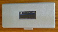 [Vintage] Hewlett Packard Hard Case for HP Calculator Models 35 45 55 70 80