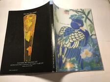 Cincinnati Art Galleries CATALOGUE Rookwood  Keramics & Art Glass 2008