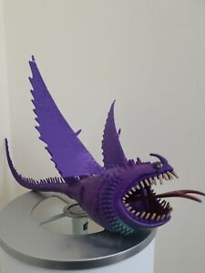 How To Train Your Dragon Purple Thunder drum Tornado worldwide postage available