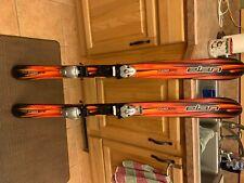 kids skis with bindings