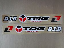 One Ind. Honda swing arm graphics CR125 CR250 CR125R CR250R CRF250R CRF450R CRF