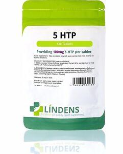 5 HTP 400mg Tablets (120 pack) - 5HTP Lindens