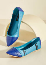 NIB iHeart by Iron Fist LIMITED EDITION Wax of Life CRAYON SHOE Blue Size 11