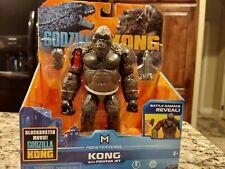Godzilla vs Kong. Kong with Fighter Jet. MonsterVerse