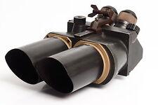 Leitz / Leica beh Flak Glas Fernrohr D.F. 10X80