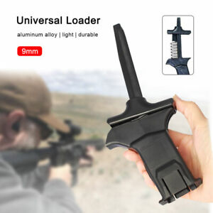 Universal 9mm high-speed Speedloader Magazine Speed Loader quick-loading sleeve
