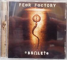 Fear Factory - Obsolete (CD 1998)