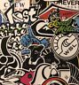 Surf Sticker Pack - Salty Crew Rip Curl Quiksilver Vans Maui And Son WSL