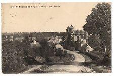 CPA 35 - SAINT ETIENNE EN COGLES (Ille et Vilaine) - 2737. Vue Générale