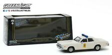 GreenLight 1:43 Smokey and the Bandit 1975 Plymouth Fury MS Highway Patrol 86557