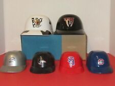 Helmets-Ice Cream Sundae /Snack Minor MiLB T-Rats, Cubs,Lugnuts, Loons, Lookouts