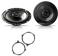 Toyota Corolla 00-06 Pioneer 17cm Rear Door Speaker Upgrade Kit 240W