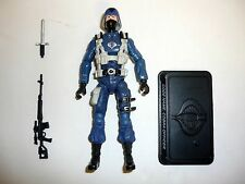 GI JOE COBRA OFFICER 25th Anniversary Action Figure COMPLETE 3 3/4 C9+ v7 2008