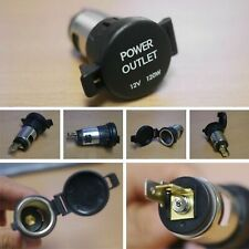 12V Car Cigarette Cigar Lighter Socket Charger Power Supply Outlet Waterproof