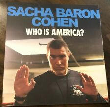 2019 SHOWTIME EMMY DVD FYC WHO IS AMERICA SACHA BARON COHEN 4 EPISODES RARE