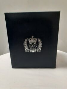 Caithness glass limited the queen's silver jubilee glass