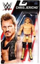 WWE Wrestling Basic Series #80 Chris Jericho Action Figure