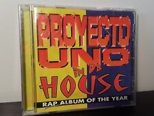 Proyecto Uno - In Da House (Rap Album of the Year Version) (CD, 1997, J&N)
