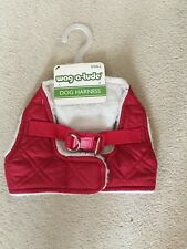 Wag-a-tude dog harness Small- chest girth 15-17 inches NEW