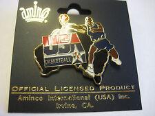 Equipo olímpico Usa Basketball Sydney 2000 Pin.