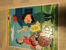 Vintage MR. MAGOO Frame-Tray Puzzle  Whitman 1965