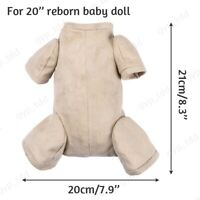 "Doe Suede Body for 14-16/"" Dolls 3//4 Jointed Arms Full Jointed Legs #1223"
