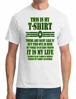 This Is My - - Full Metal Jacket Inspired - Mens T-Shirt