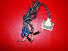 2-Port IOGEAR Mini Micro USB PLUS KVM Switch Audio & Cables Control two Computer