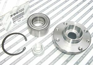 FIAT COUPE 2.0 20V TURBO & 2.0 16V TURBO  Front Wheel Bearing & Hub Flange Kit
