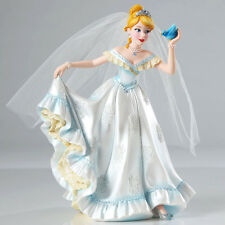 * DISNEY SHOWCASE Figurine CINDERELLA Princess Bridal Bride Figure Sculpture