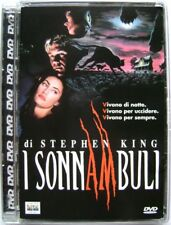 Dvd I Sonnambuli - Super jewel box da Stephen King 1992 Usato
