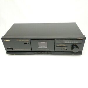 Vintage Teac V-370 Stereo Cassette Tape Deck Dolby NR Faulty Spares Repair