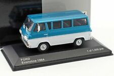 Ford Econoline Turquoise/blanc 1964 1/43 Whitebox
